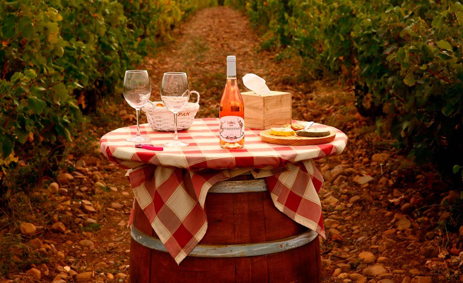 Comprar vino Rosé Conversa, un Rioja de Finca Vistahermosa